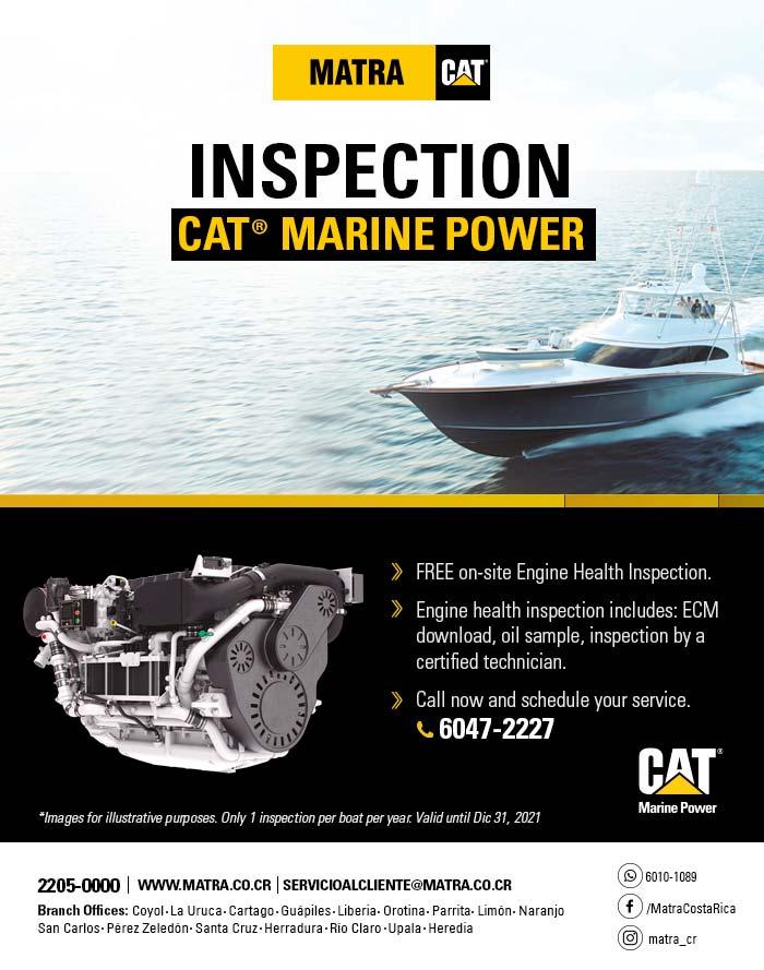 cat-marine-power